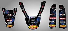 yamaha YZ 85 2002 - 2014 Trim Kit decals / stickers / graphics