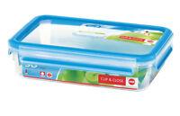 Emsa Clip & Close 3D Perf Clean Frischhaltedose Frischhaltebox Vorratsdose 1,20L