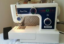 Necchi 3205FA Industrial Strength Sewing Machine with Pedal and Manual