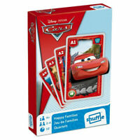 Disney Cars Happy Families Card Game