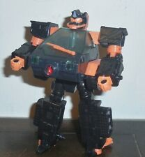 Transformers Universe SNOW CAT Deluxe Incomplete