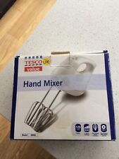 Tesco Handheld  Food Mixer