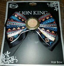 Disney Lion King Hair Bow Tie Clip Pin Cosplay Hot Topiic  Barrett NEW FREE SHIP