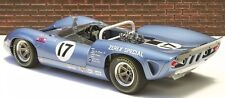 Race Car InspiredBy Ferrari Sport 1965 Vintage 24 Exotic 1 18 Carousel Blue 12 F