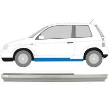 Volkswagen Lupo Seat Arosa 1998-2005 Schweller Reparaturblech / Links