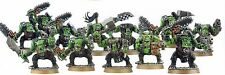 Warhammer 40k Space Ork Boyz x12 from Battle for Vedros