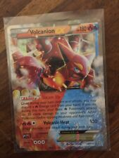 Volcanion EX NM Steam Siege 26/114 Pokemon TCG
