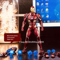 Avengers EndGame IRON MAN MK50 SHFiguarts Action Figure Toy Collection New