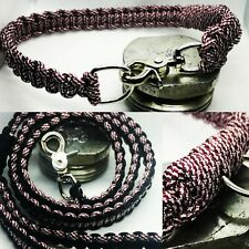 Paracord Dog Lead And Collar Set. Handmade