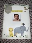 NEW Wild About You Baby Memory Book CR Gibson Baby book Free Priority Shipping