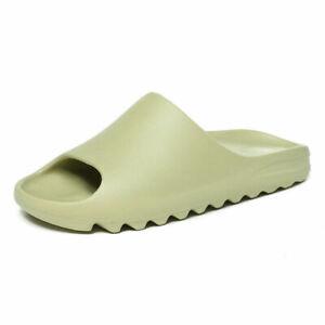 Couples Summer Outdoor Breathable Beach Slippers Indoor Platform Sandals Slides