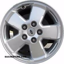 """FORD ESCAPE MACHINED SILVER 16"""" RIM WHEEL OEM RECONDITIONED 3678 2008-2012"""