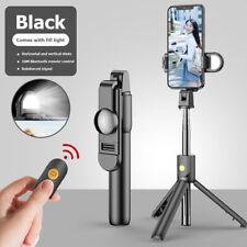 Inalámbrico Bluetooth Palo selfie con trípode para iPhone Samsung Huawei Xiaomi