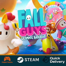FALL GUYS: Ultimate Knockout | NOT A KEY, PC, Steam account, Global, Online |