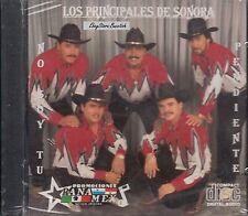 Los Principales de Sonora No Soy tu pendiente CD New Nuevo Sealed