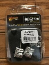 Bolt Action, 2nd Edition: US Airborne Hand Carts