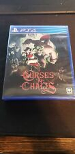 Curses 'N Chaos Limited Run Games PS4 Play Station 4 - SEALED NEW