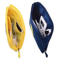 Travel Make Up Bag Organizer Storage Bag Wallet Purse Earphone Charger Bag GIFT