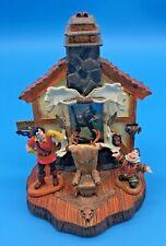 "Disney Beauty and The Beast Miniature Diorama ""Gaston's Tavern"" LeFou, Maurice"