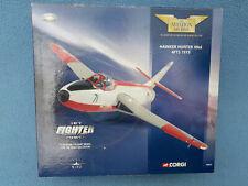 Corgi Aviation Archive - Hawker Hunter - 4 FTS - Ltd Ed - 1:72.