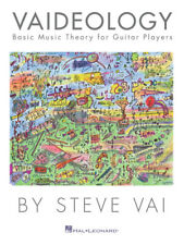 Vaideology: Basic Music Theory for Guitar Players by Steve Vai 279217