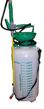 Chemical Weed Killer  8L Litre Garden Pressure Sprayer Knap Sack Back 1.3M Hose