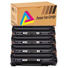 4PK Toner Cartridge for Canon 128 ImageClass D530 MF4770n MF4880dw MF4890dw US