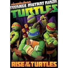 Teenage Mutant Ninja Turtles Rise of 0097368804845 With Sean Astin DVD Region 1