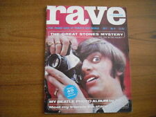 Rave Monthly Music, Dance & Theatre Magazines in English