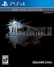 Final Fantasy XV: Deluxe Edition (Sony PlayStation 4, 2016)