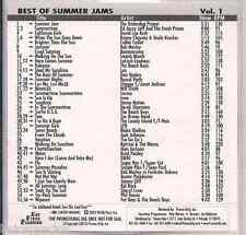 Promo only video classics:Best of Summer Jams BANANARAMA corina DAVID LEE ROD
