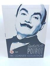 Agatha Christies Poirot - The Complete Collection (24 Disc Box Set)  DVD