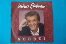 """MINO REITANO """" VORREI/VIVFERE(con Memo Remigi) """" 45 giri FONIT CETRA NUOVO"""