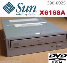 Sun Microsystems X6168A DVD-ROM SCSI Drive 390-0025