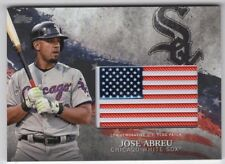 2018 Topps Series 2 MLB Independence Day U.S. Flag Patch (You Pick From List)