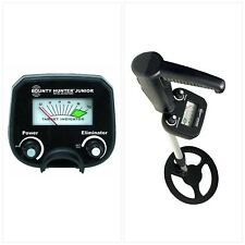 New Bounty Hunter Bhjs Junior Metal Detector Compact, Ergonomic Design for Kids
