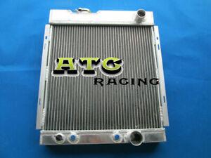 3 ROW Aluminum Radiator For Ford MUSTANG V8 289 302 WINDSOR 1964-1966 1965