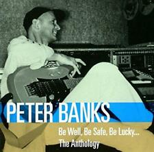 Peter Banks - Be Well, Be Safe, Be Lucky: The Anthology (NEW 2CD)