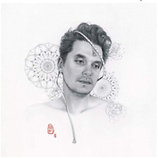 John Mayer The Search for Everything Audio CD (2017) Brand New