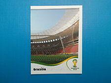 Panini World Cup Brasil 2014 n. 11 Estadio Nacional Brasilia