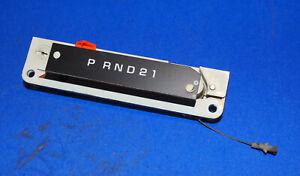 1981-1989 Dodge D150 D250 D350 Ram Ramcharger Shift Indicator OEM W/Warranty