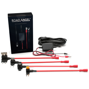 Road Angel 5V Hardwiring Kit for Road Angel Halo Drive, Go, Pure, Aura HD1, HD2