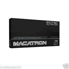 TESTOSTERONE SCITEC NUTRITION MACATRON 108 Capsule 0728633110438