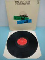 BEATLES AT THE HOLLYWOOD BOWL UK MFP REISSUE  LP VINYL