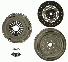 New SACHS Audi A3, VW, Seat 1.6 TDI 2009-2013 Dual Mass Flywheel & Clutch Kit