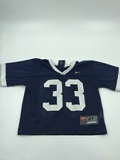 Nike Penn State Childrens Jersey Football Size 2T Navy Blue