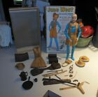 Vintage Marx Jane West Cowgirl + nice group of accessories! Really NICE group.