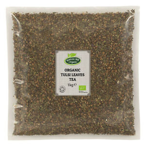Organic Tulsi Leaves Certified Organic