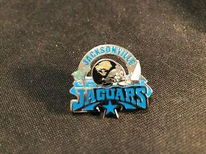 NEW Jacksonville Jaguars Die Cut Collectible Lapel Pin - NOS Vintage Stock