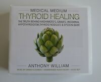 Thyroid Healing: by Anthony William - 12CD Audio Book